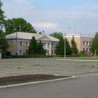 Городская администрация и управление ЖД, Барабинск
