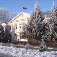 Здание администрации, Барабинск