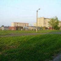 Пятиэтажки., Барабинск