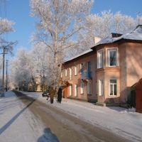 ул.Юбилейная, Барабинск