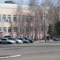 Управление ЖД, Барабинск