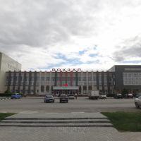 Вокзал, Барабинск