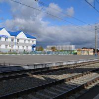 Barabinsk station (Барабинск вокзала), Барабинск