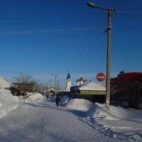 Переулок Трудовой, Барабинск