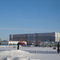 Железнодорожная больница, Барабинск