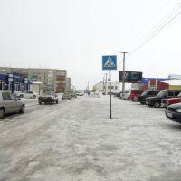 возле Холидея, Барабинск
