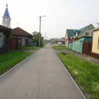 Трудовой переулок, Барабинск
