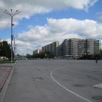 пл. Горького (25.08.2007), Бердск