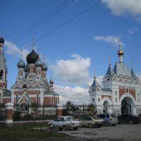 собор Преображения Господня (25.08.2007), Бердск
