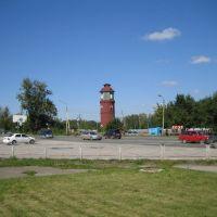 Вокзальная площадь (25.08.2007), Бердск