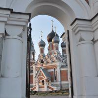 Кафедральный Собор в Честь Преображения Господня, Бердск