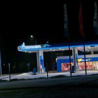 Заправка Газпромнефть, Бердск