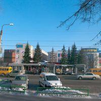 Центр Бердска., Бердск