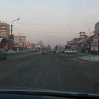 Нам в Гимназию - направо, а Вам?, Бердск