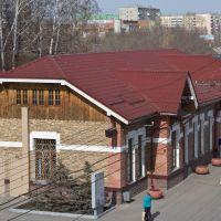 Вокзал, Бердск