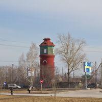 Бердская башня, Бердск