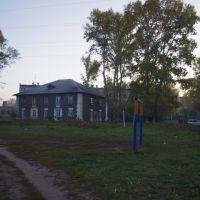 Пионерская 13,9,10 поле., Бердск