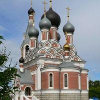 Собор Преображения Господня, Бердск