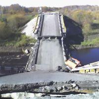 Обрушение моста в с. Северное, Биаза