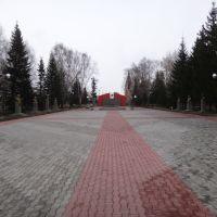 Мемориал Победы, Болотное