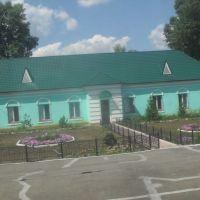 Служебное здание СТ.-Болотная., Болотное