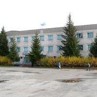 Здание администрации, Довольное