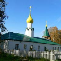 Шахты, православный приход, Завьялово