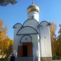 Храм в честь Пресвятой Богородицы Владимирской, Искитим