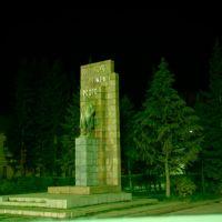 Памятник Ленину в Искитиме, Искитим