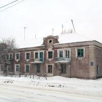 Пушкина 22, Искитим