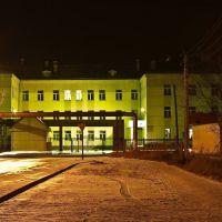 Узловая железнодорожная больница ст. Карасук, Карасук