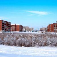 Район новостройки, Черёмушки, Карасук
