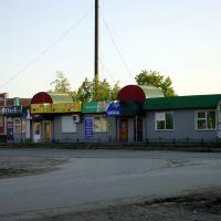 Базарные киоски, Карасук
