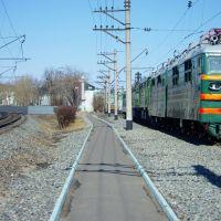 Сплотка электровозов, Карасук