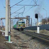 Грузовой поезд, Карасук