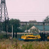 Восстановительный поезд ст. Карасук-1, Карасук