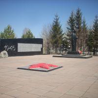 Мемориал, Каргат