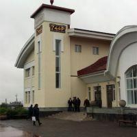 Вокзал, Каргат