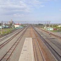 КАРГАТ.  Железнодорожная станция  КАРГАТ., Каргат