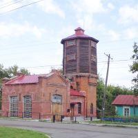 КАРГАТ.  Насосная станция  (построена в 1912 году)., Каргат
