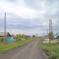 КАРГАТ.  ул. Красноармейская., Каргат