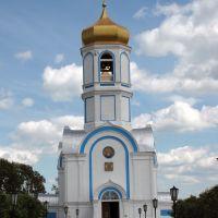 Александра-Невский женский монастырь в Колывани НСО, Колывань