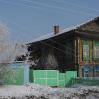 Новосибирская обл., рп Колывань. Дом на ул. Кирова, Колывань