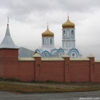 Колывань. Александрово-Покровский женский монастырь. Собор Александра Невского, Колывань