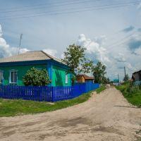 Цветной домик, Колывань