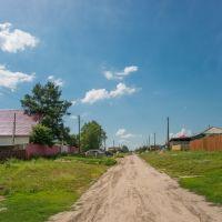 Сельская улица, Колывань