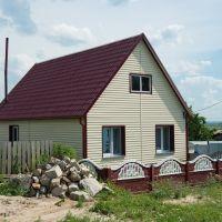 Дом с красной крышей, Колывань