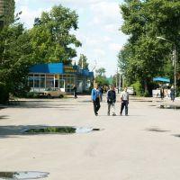 """Около магазина """"Заря"""", Краснозерское"""