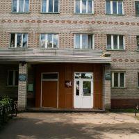 Дом творчества, Краснозерское