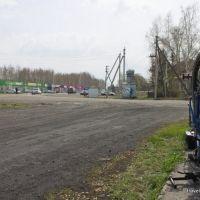 Клеим камеру, Краснозерское